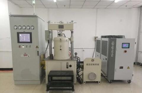 High Temperature Graphite Vacuum Hot Pressing Furnace